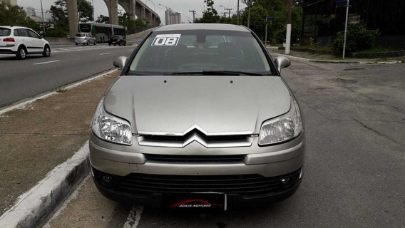 Citroën C4 Pallas 2008 2.0 Exclusive Aut. 4p