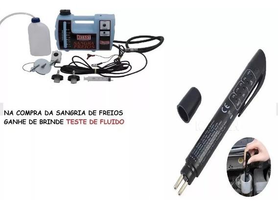 Sangria De Freios + Caneta P/ Teste De Fluidos De Freios Ok*