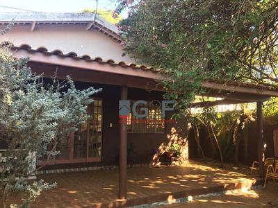 Casa Com 4 Dormitórios À Venda, 180 M² Por R$ 550.000 - Parque São Quirino - Campinas/sp - Ca6266