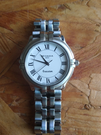 Reloj Nivada Swiss Made Quarzo