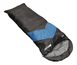 Saco De Dormir Viper Azul E Preto - Ntk