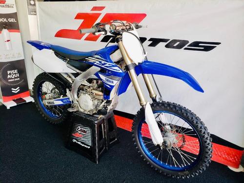 Imagem 1 de 8 de Yamaha Yz 450f 2019 Azul