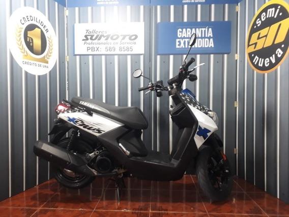 Yamaha Bws Fi Modelo 2018