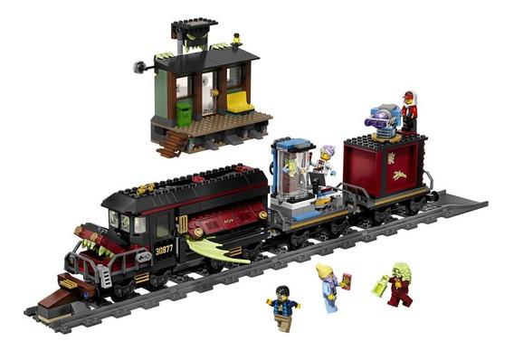 Lego Hidden Side - Expresso Fantasma