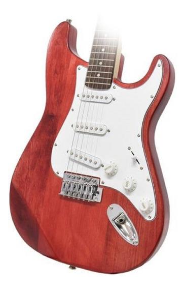 Guitarra Electrica Stratocaster Onas Palanca 3 Microfonos Pastilla Parquer Fender Ibanez Jackson Black Friday Week