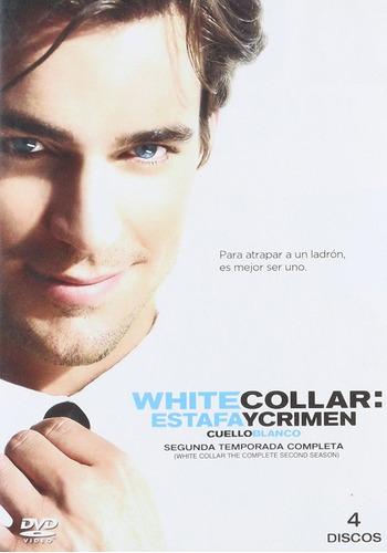 White Collar Cuello Blanco Segunda Temporada 2 Dos Dvd