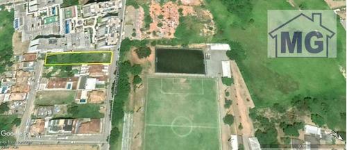 Imagem 1 de 4 de Terreno À Venda, 1050 M² Por R$ 900.000,00 - Glória - Macaé/rj - Te0044