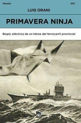 Primavera Ninja - Luis Orani - Momofuku - Lu Reads