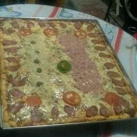 Pizza Brotinho Gigante Mini Para Eventos