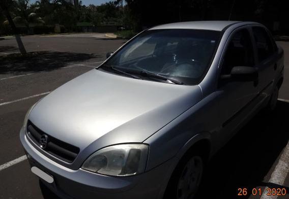 Chevrolet Corsa Prata 1.8 5p Gas