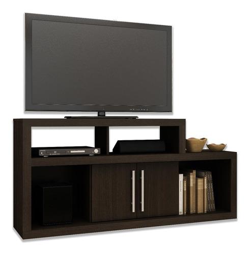 Rack Mesa Para Tv Y Audio Con Ruedas R 1450