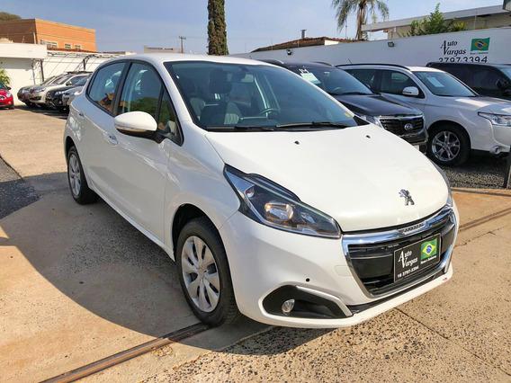 Peugeot 208 Active 1.2 12v (flex) 2017