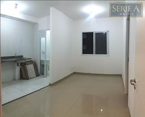Apartamento Com 1 Dormitório À Venda, 33 M² Por R$ 270.000,00 - Barra Funda - São Paulo/sp - Ap0869