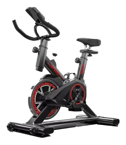 Bicicleta Spinning Estacionaria Cardio Fitness
