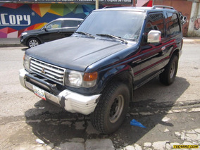 Mitsubishi Montero Dakar Se 2p 4x4 - Sincronico