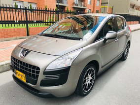 Peugeot 3008 Comfort 1.6 Mt Aa Dh Impecable