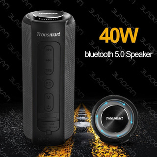 Parlante Bluetooh 5.0 Tronsmart T6 Plus 40w Ipx6 Soundpulse