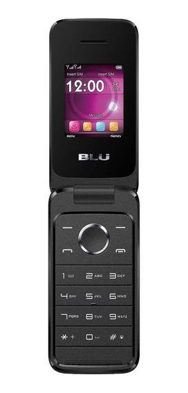 BLU Diva Flex Dual SIM 32 MB Oro 24 MB RAM