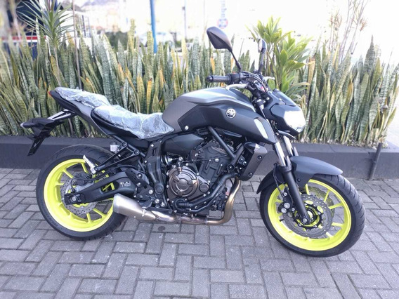 Yamaha Mt07 Abs 0 Km