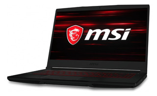 Laptop Gamer Msi Gf63 Thin Intel I7 8gb 1tb