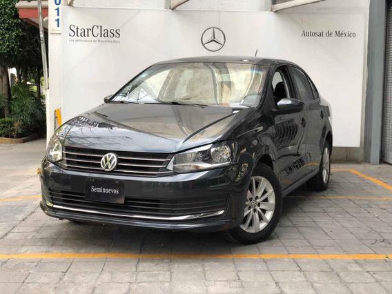 Volkswagen Vento 2017 4p Confortline L4/1.6 Man
