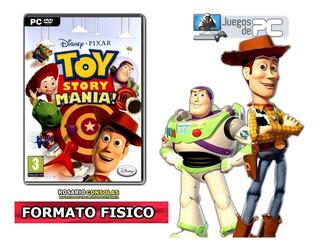 Toy Story Mania Nuevo Sellado Pc Original