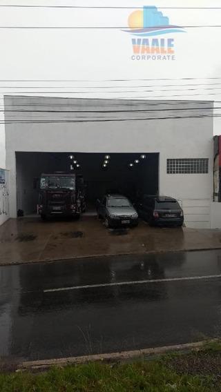 Barracão Para Alugar, 800 M² Por R$ 12.000/mês - Jardim Novo Campos Elíseos - Campinas/sp - Ba0200