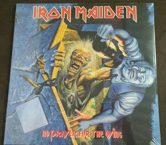 Lp Iron Maiden No Prayer For The Dying Novo Lacrado Importad