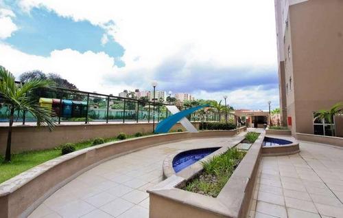 Apartamento Com 3 Dormitórios À Venda, 62 M² - Conjunto Califórnia - Belo Horizonte/mg - Ap5547