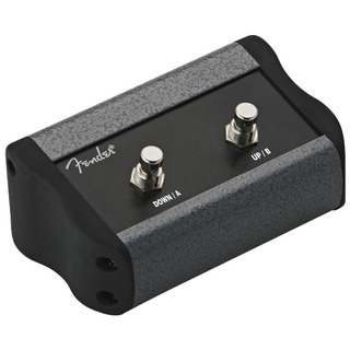 Fender 0080997000 Footswitch 2 Botones Mustang Series