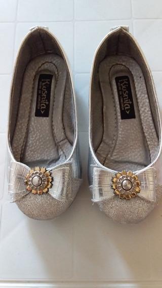 Zapatos Niña Talla 21