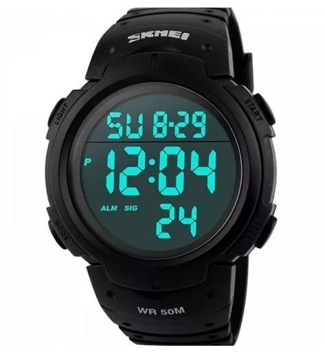 Relógio Esportivo Natação Skmei Digital Original - Promoção