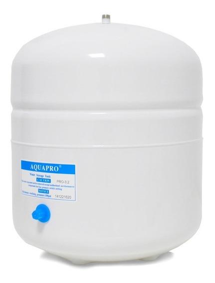 Tanque Presurizado De Agua Aquapro Blanco Osmosis Inversa