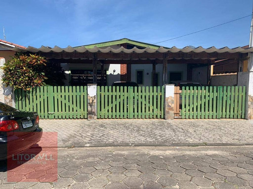 Imagem 1 de 20 de Casa Com 3 Dormitórios À Venda, 167 M² Por R$ 380.000,00 - Balneário Tropical - Itanhaém/sp - Ca1584