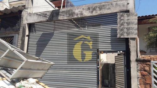 Imagem 1 de 6 de Galpão Comercial À Venda, Vila Libanesa, São Paulo. - Ga0041