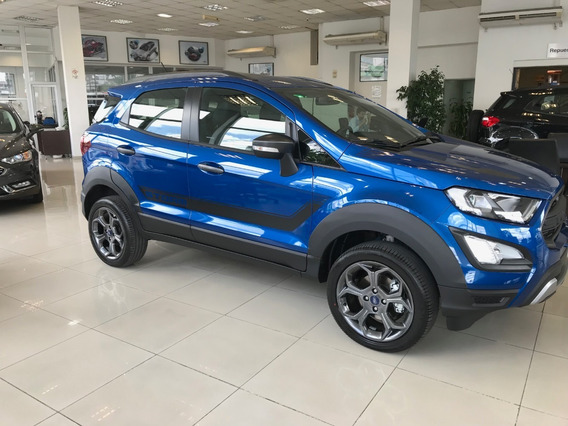 Ford Ecosport Storm At 4x4 0km As2