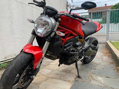 Ducati Monster 821 2016