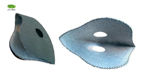 Filtros Repuesto Mascara Balaclava Antipolución Carbon 1und