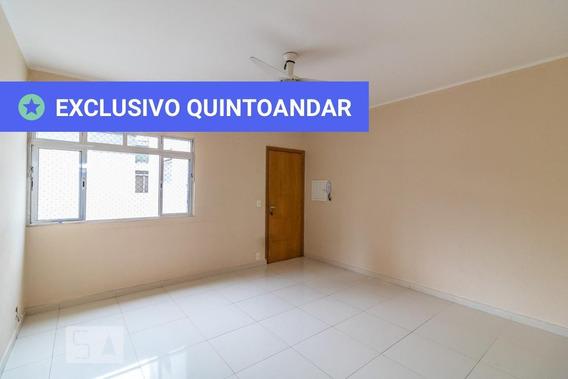 Apartamento No 3º Andar Com 2 Dormitórios E 1 Garagem - Id: 892947510 - 247510
