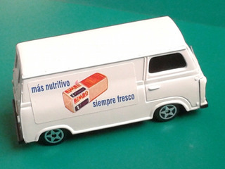 Camioncito De Bimbo - Modelo 60