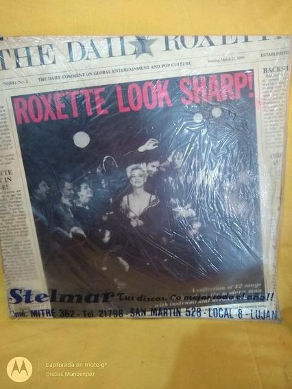 Vinilo Roxette Look Sharp Bi2