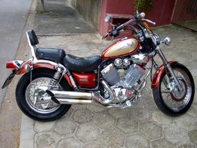 Yamaha Virago Xv 535 - 2001 Vermelha