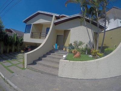 Casa Com 3 Dormitórios À Venda, 275 M² - Jardim Coleginho - Jacareí/sp - Ca1179
