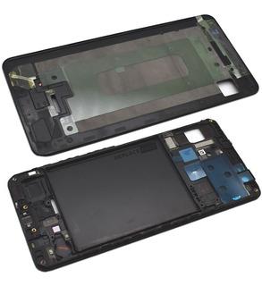 Carcaça Estrutura Chassis Samsung A7 2018 Sm-a750 Removida