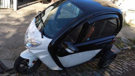 Triciclo Eléctrico Vehiculo Moto Baoyunda K1 Como Nuevo