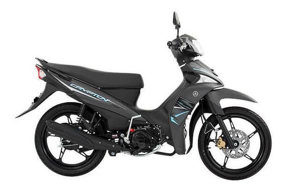 Yamaha Crypton 115 Fi