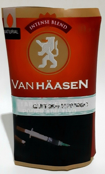 Tabaco Para Armar Cigarrillos Van Haasen Intense Blend 30g