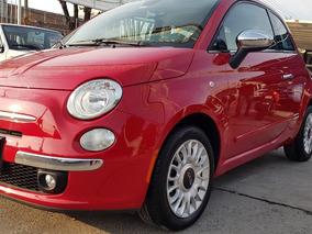 Fiat 500 1.4 3p Lounge Dualtronic Qc 2012 Factura Original