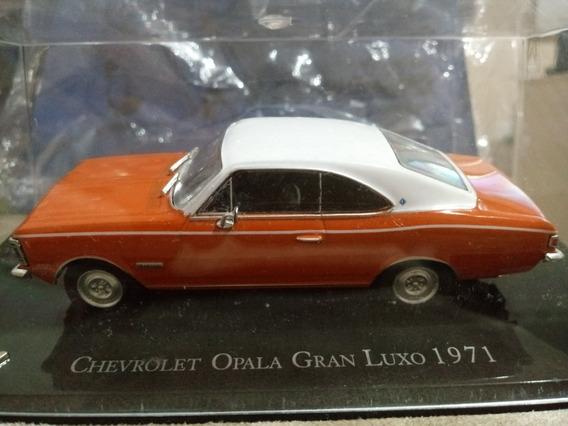 Opala Gran Luxo 1971 2portas Edicao 26 Salvat 1/43