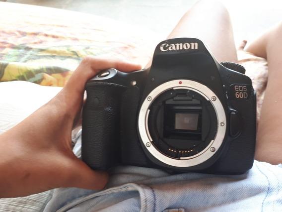 Camera 60d Lente 50mm 1.4